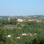 Capdenac-le-Haut : un oppidum devenu forteresse