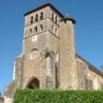 Puy-l'Évêque. L'église Saint-Sauveur a échappé au désastre