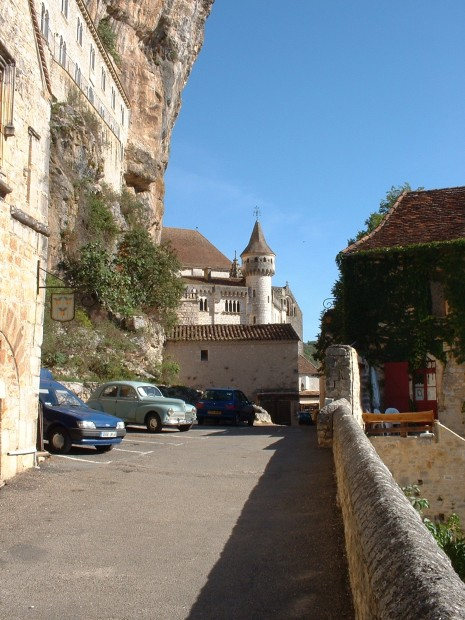 Rocamadour. Rue de la Mercerie - Auteur : Yann LESELLIER