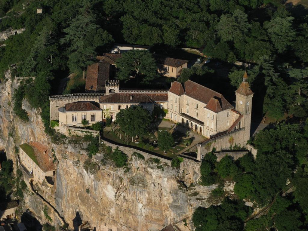 Rocamadour. Les Remparts & le Château - Auteur : Damien-Bouyssi