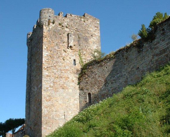 La tour Mondon à Capdenac-le-Haut