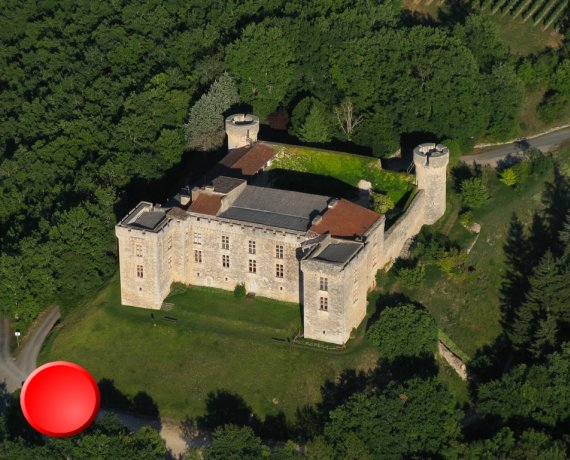 Le Château de Grézels