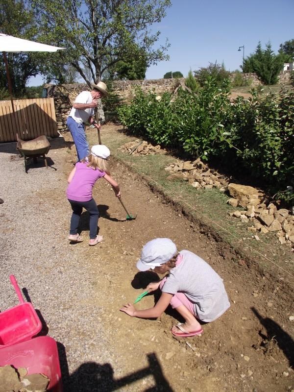 Murets en Pierres sèches du Lot