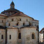 Souillac. L'ancienne abbatiale Sainte-Marie