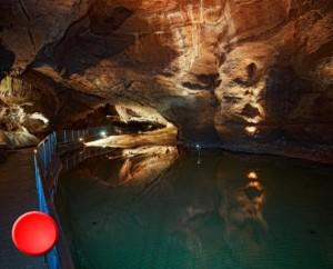 Les grottes de Lacave à Lacave