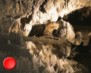 Grotte des Merveilles à Rocamadour dans le Lot