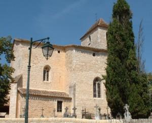 Église Notre-Dame de l'Assomption à Carnac-Rouffiac dans le Lot