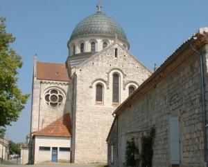Église Saint-Martin à Castelnau-Monratier dans le Lot