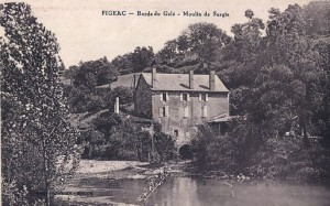 Moulin du Surgié à Figeac dans le Lot
