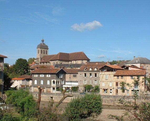 Église Saint-Sauveur à Figeac dans le Lot