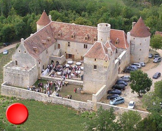 Château de Pech-Rigal à Saint-Clair dans le Lot