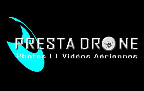 presta-drone-logo