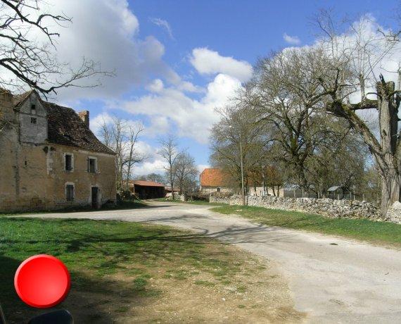 Hameau les Alix à Rocamadour dans le Lot