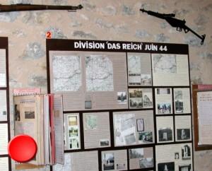Musée de la résistance, de la déportation et de la libération à Cahors (Rue Pierre Mendès France)