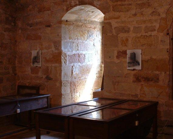 Musée de Capdenac-le-Haut dans le Lot
