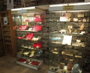 Musée Uxellodunum à Capdenac-le-Haut dans le Lot (Rue de la Commanderie)