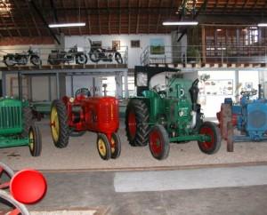 Musée des vieilles mécaniques à Cazals dans le Lot