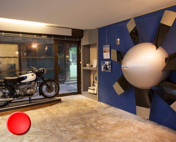 Musée Paulin Ratier à Figeac dans le Lot
