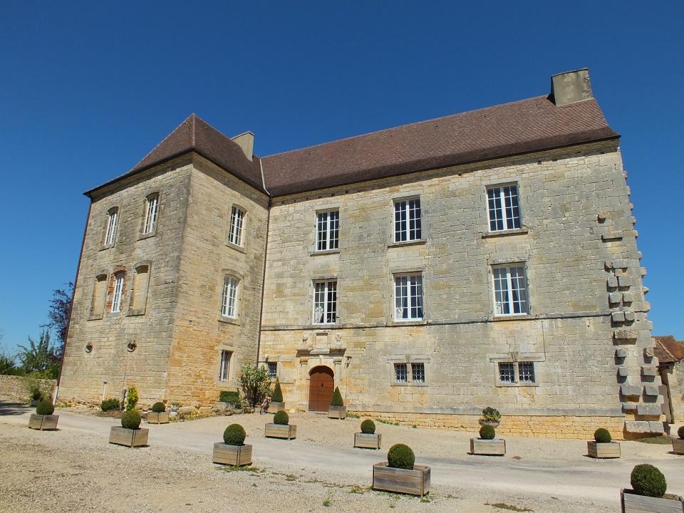 Le Château de Lavercantière dans le Lot
