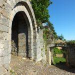 Capdenac-le-Haut. La porte Narbonnaise