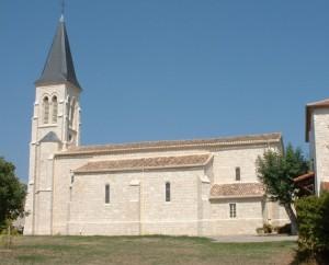 Église Notre-Dame à Belfort-du-Quercy