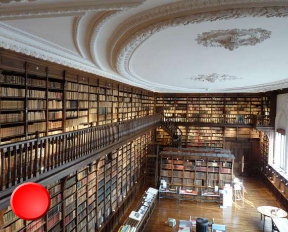 Bibliothèque Patrimoniale à Cahors