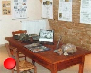 Le petit musée du fer à Lherm