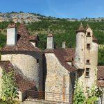 Autoire. Le château de Limargue