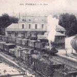 Figeac. La gare ferroviaire
