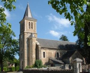 Église de Baladou (bourg)