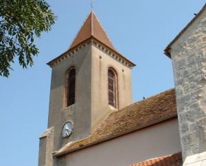 Église Notre-Dame de la Nativité à Beaumat dans le Lot
