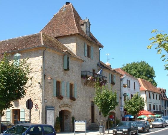 Mairie de Bretenoux