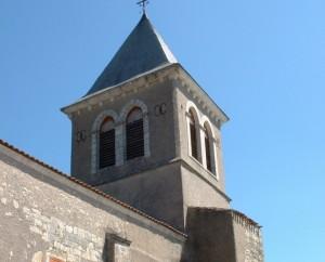 Église Saint-Clair à Cours dans le Lot
