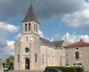 Église de Cremps dans le Lot
