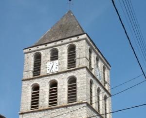 Église Notre-Dame de l'Assomption à Douelle dans le Lot