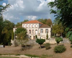 Mairie d'Esclauzels (bourg) dans le Lot
