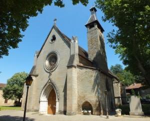 Église Saint-Thomas à Figeac (Place du 12 mai 1944)