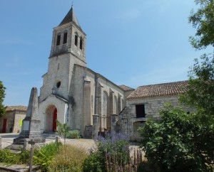 Église de Flagnac (bourg)