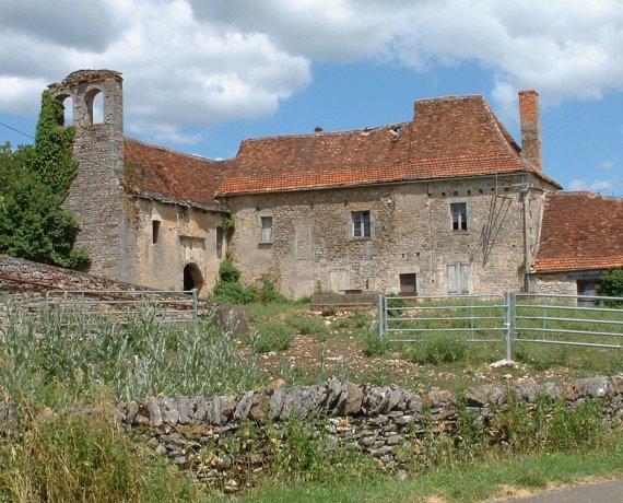 Ancienne église Notre Dame à Flaujac-Gare