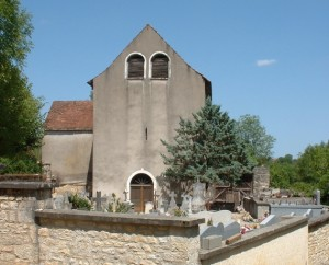 Église Saint-Firmin à Francoulès (bourg) dans le Lot