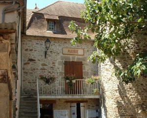 Mairie de Gagnac-sur-Cère (bourg) dans le Lot