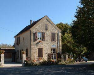 Mairie de Ginouillac