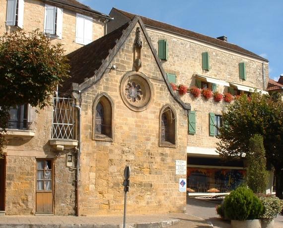 Chapelle du Majou à Gourdon dans le Lot