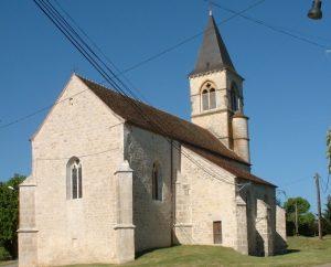 Église Saint-Jean Baptiste à Labastide-Murat (Goudou)