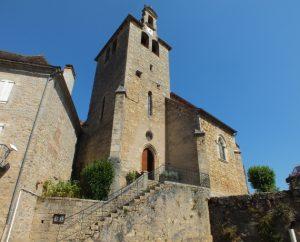 Église Saint-PIerre-Ès-Liens à Larnagol
