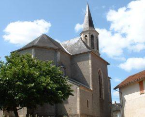 Église de Lauzès (bourg)