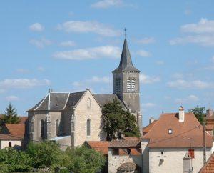 Église Saint-Pierre-ès-Liens à Lugagnac dans le Lot