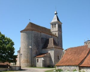 Église Saint-Julien à Lunegarde dans le Lot