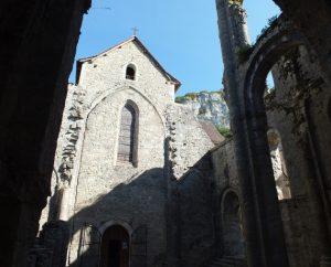 Église de l'Abbaye Saint-Pierre à Marcilhac-sur-Célé