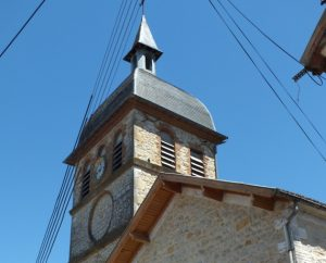 Église Sainte-Marie-Madeleine à Touzac (bourg)